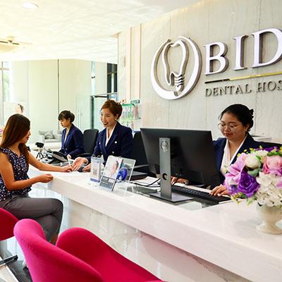 BIDH bangkok clinic
