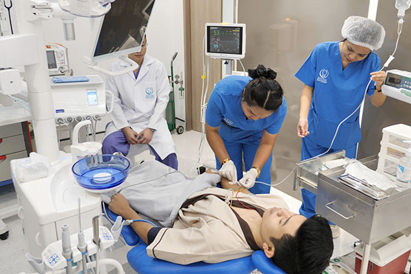 IV dental sedation