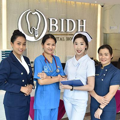 BIDH Thailand dental