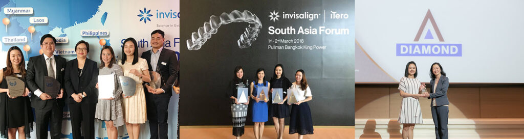 invisalign award bangkok